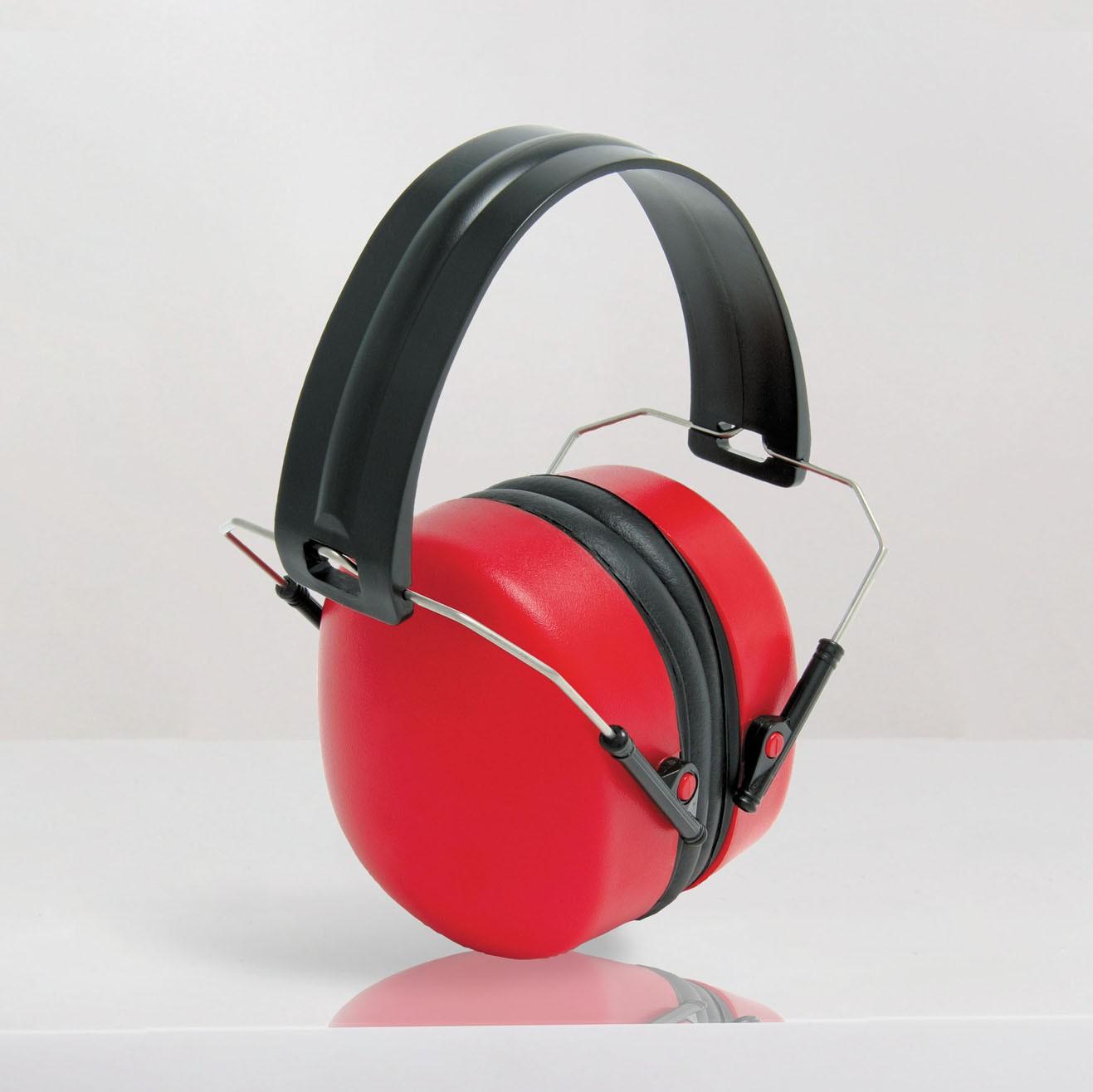 Folding Ear Defender - packaged