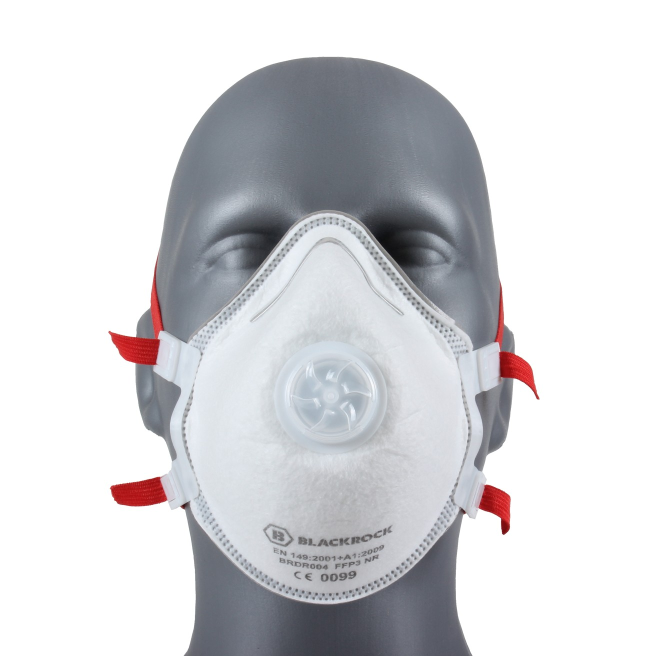 Eazi-Breathe FFP3 Moulded Disposable Respirator