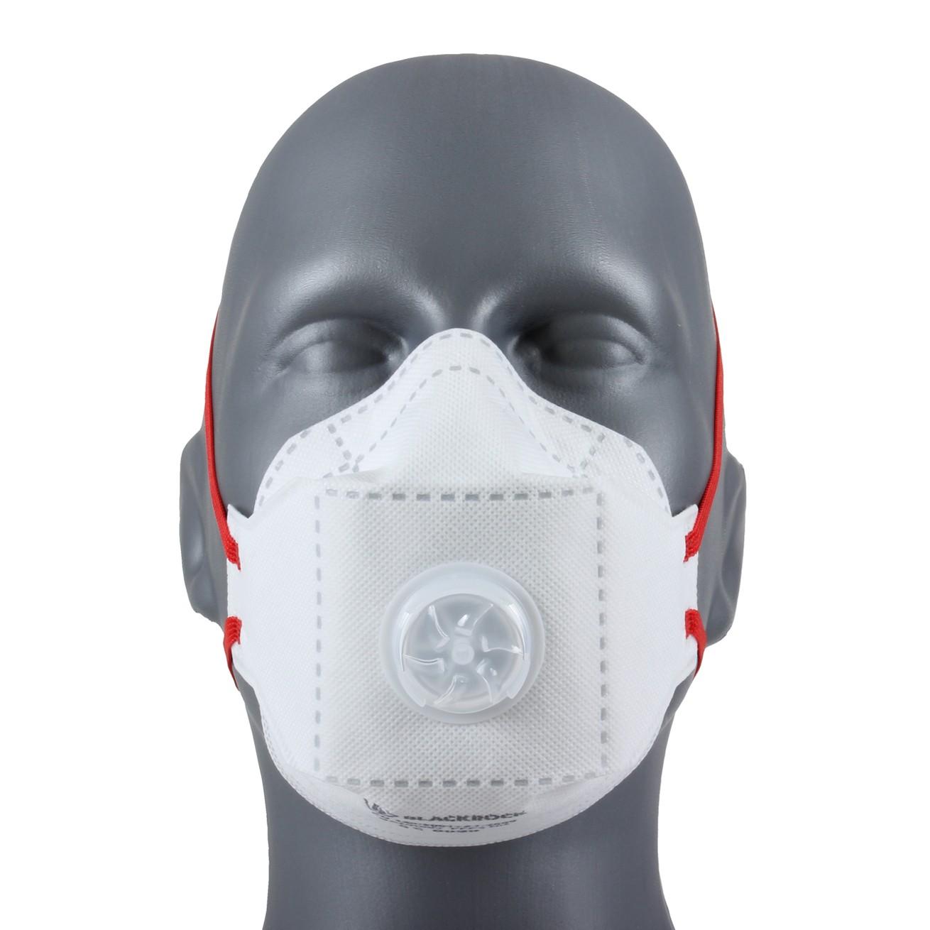 Eazi-Breathe FFP3 Fold Flat Disposable Respirator