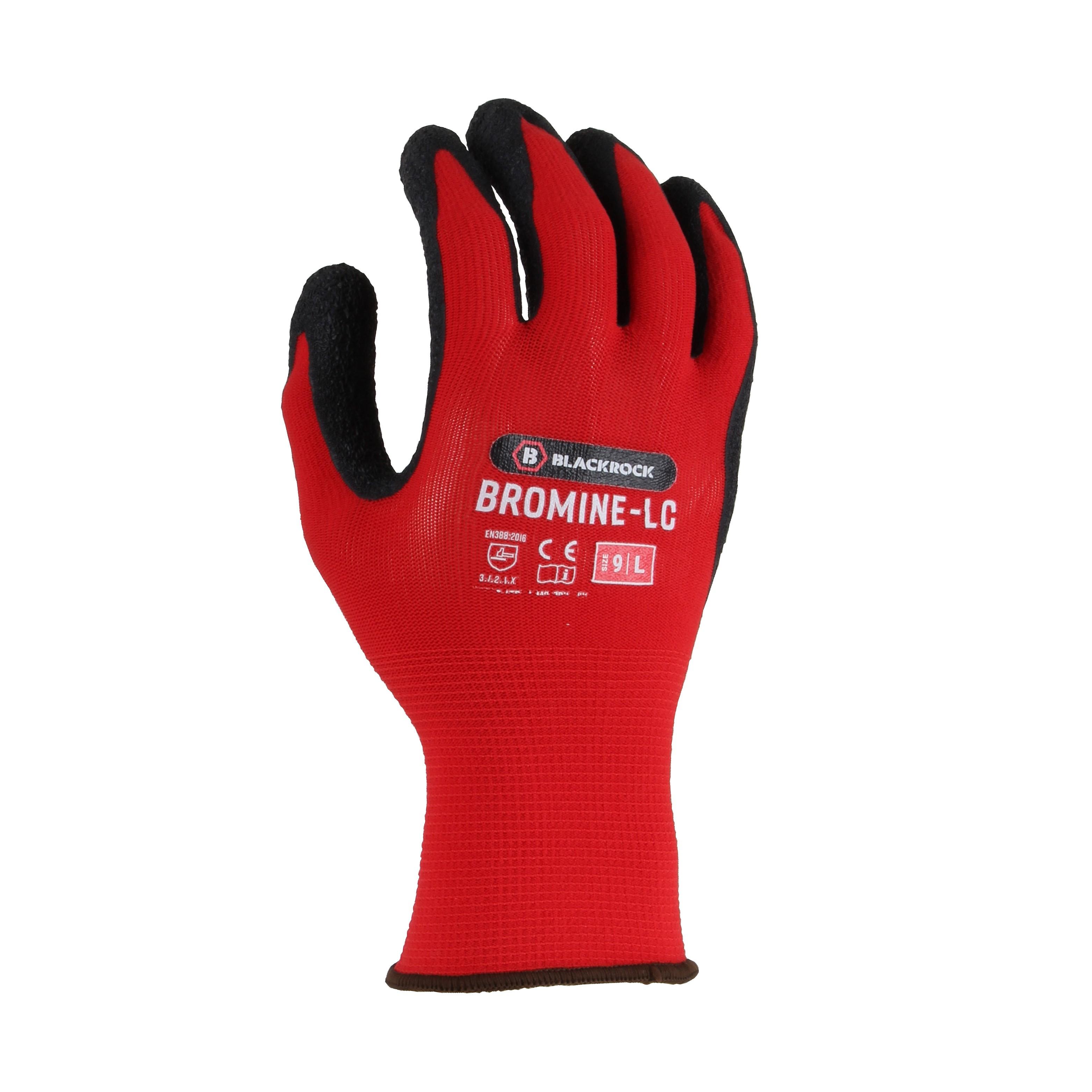 Bromine-LC Work Glove