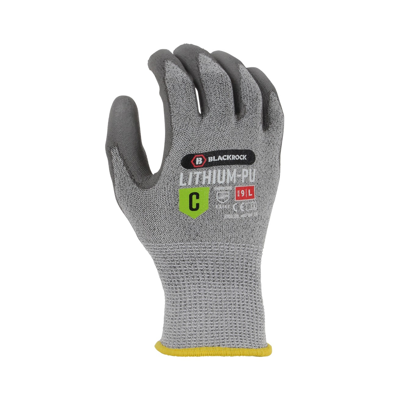 Lithium-PU Cut Resistant Glove