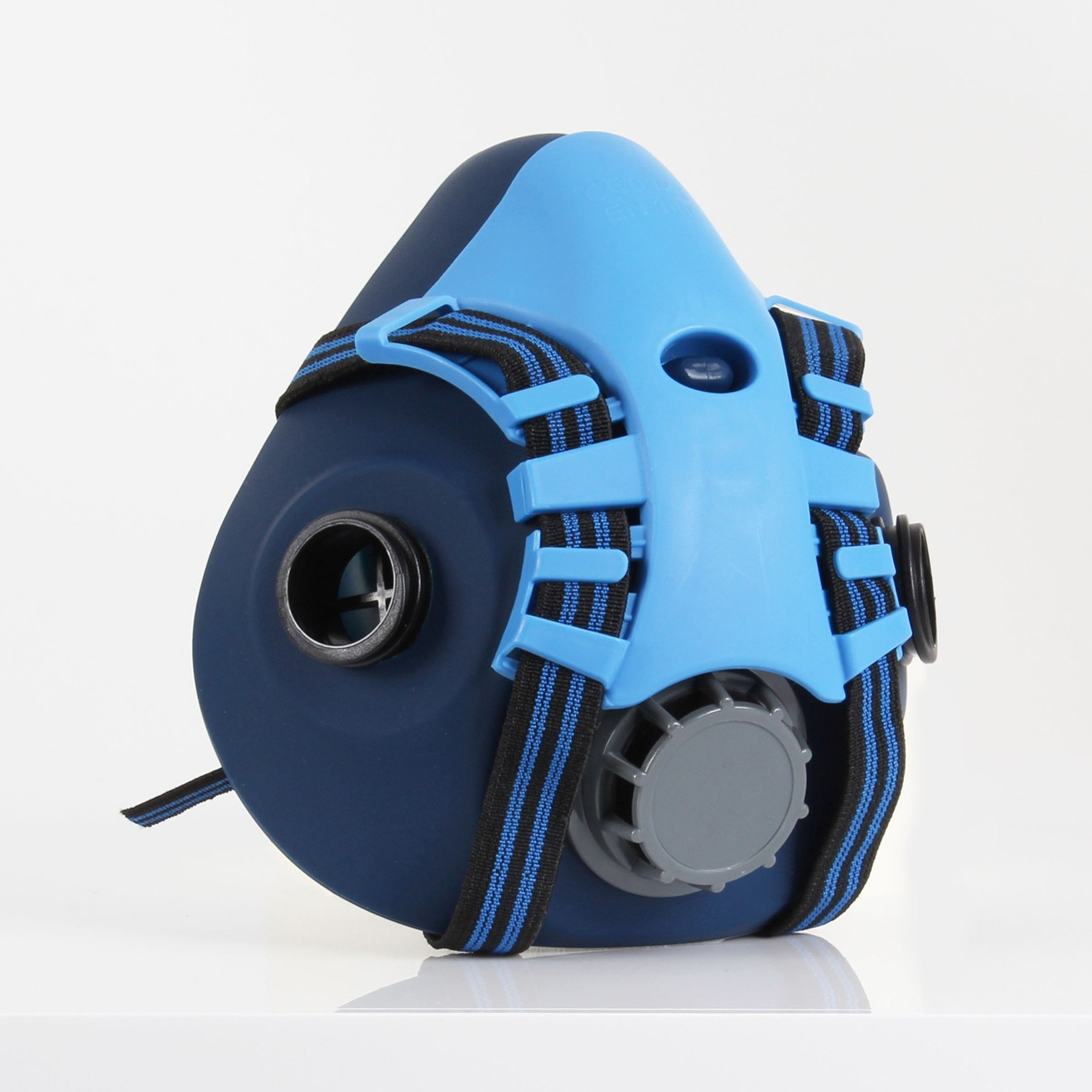 Twin Filter Respirator with A1/P2 Cartridges