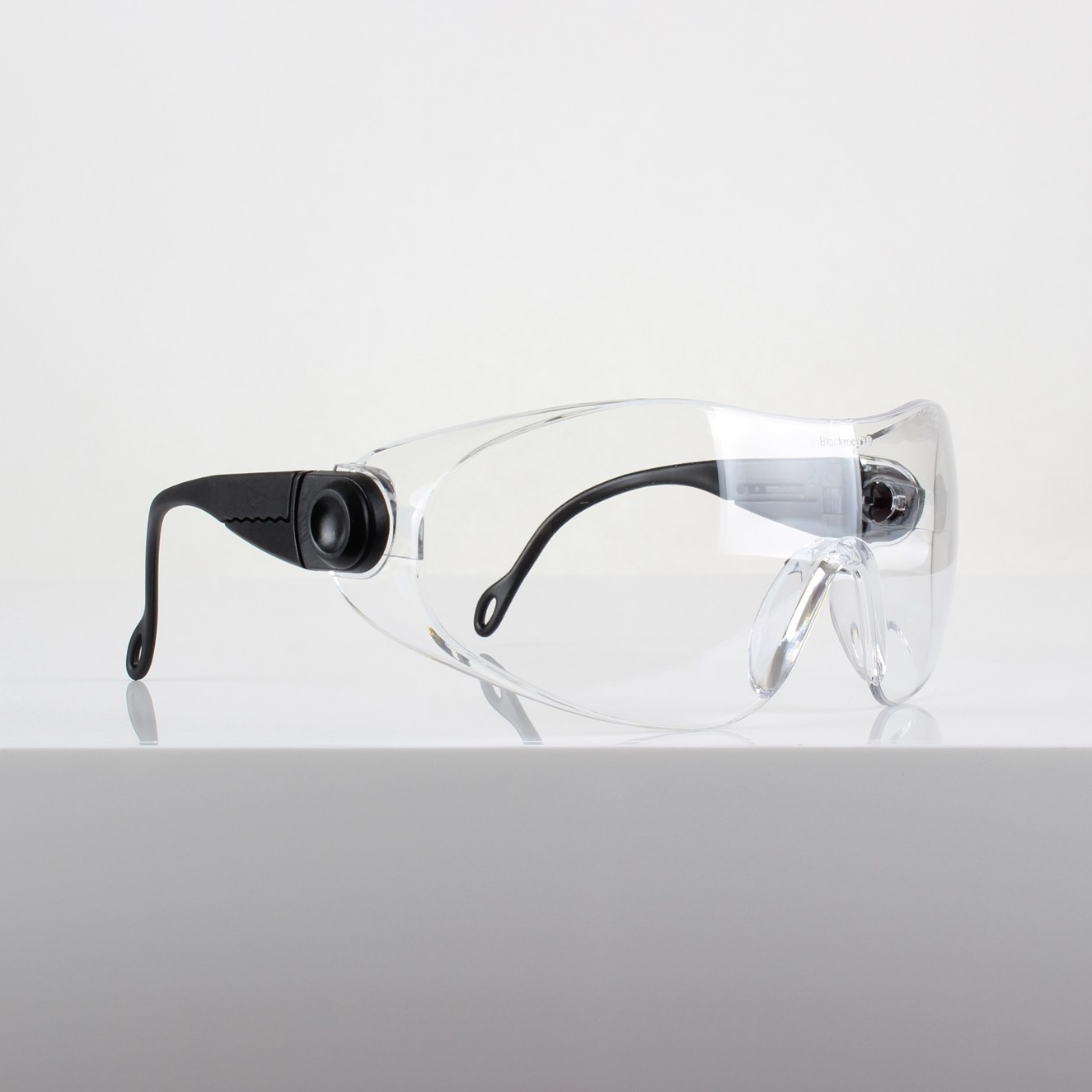 Safety Spectacle With Double Arm Adjust