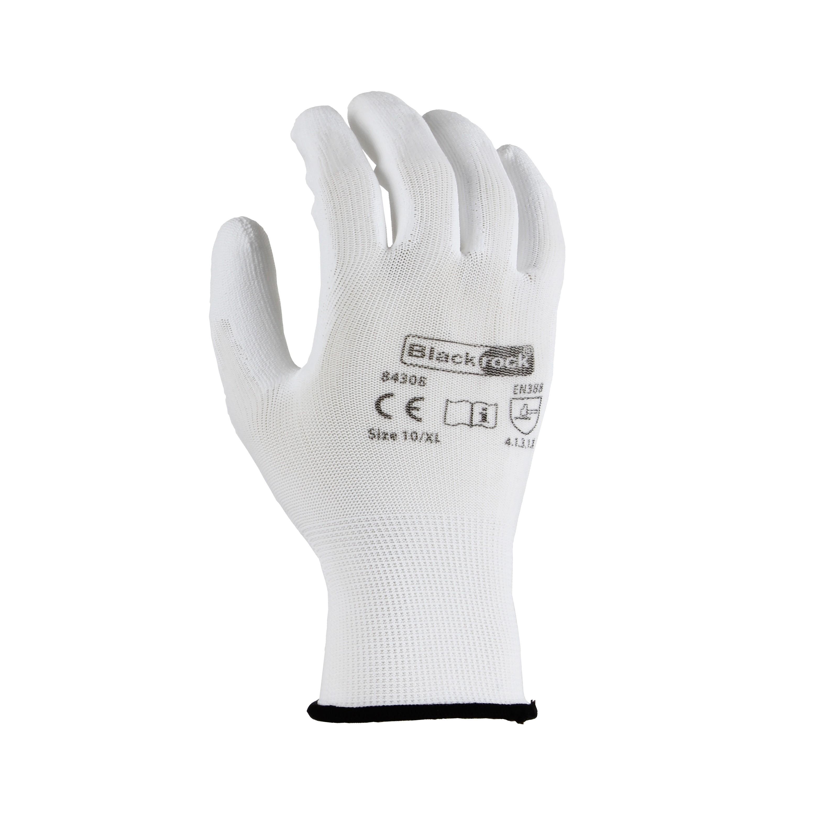 Painter's Lightweight PU Gripper Glove