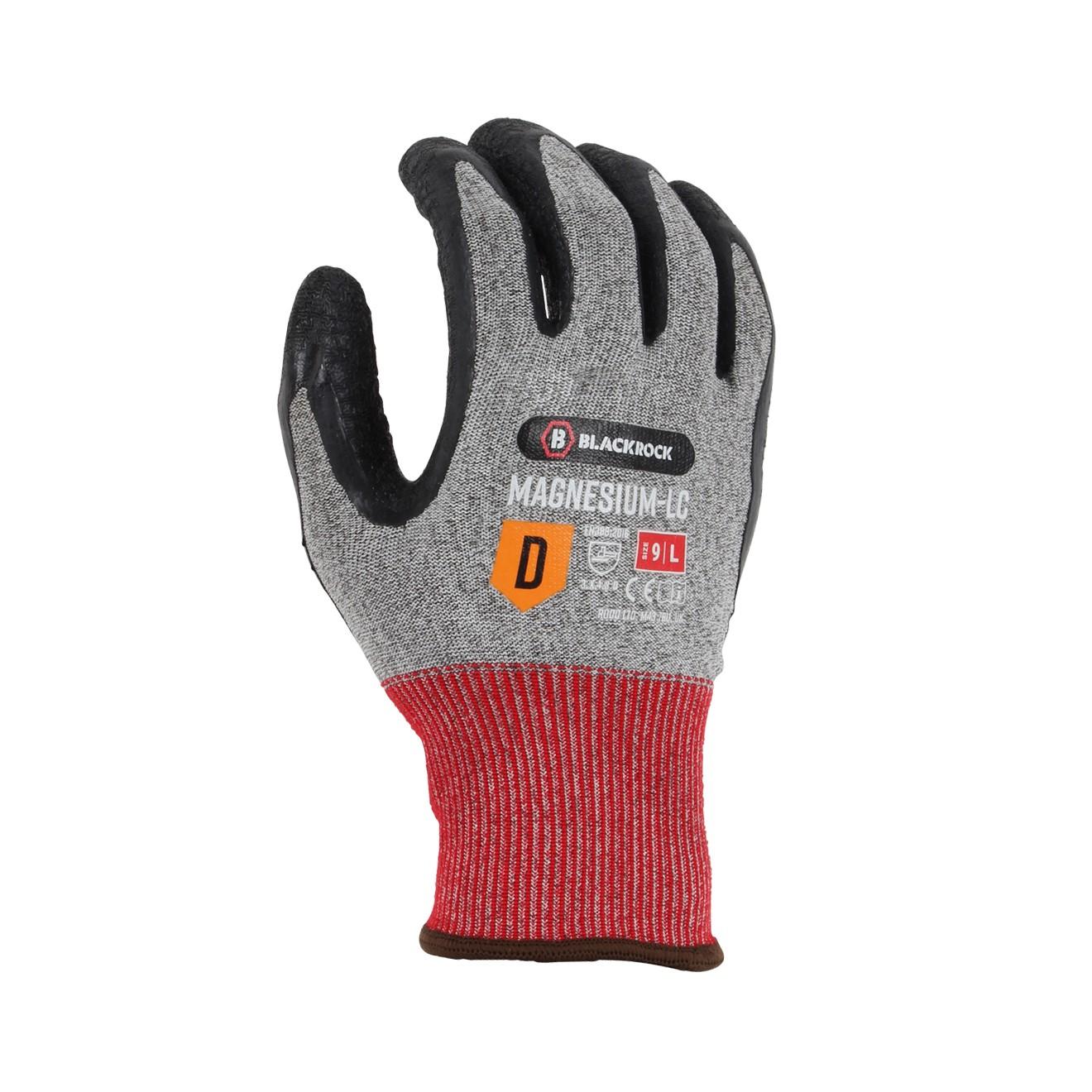 Magnesium-LC Cut Resistant Glove